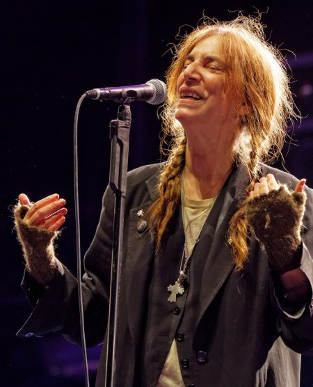 Patti Smith - Fête de l'Humanité 2012 - Wikimedia Commons